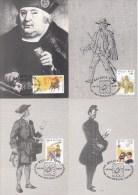 Maximumkaarten, Nr 2996/3000, Tassis (6268) - Maximum Cards