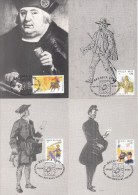 Maximumkaarten, Nr 2996/3000, Tassis (6268) - Cartes-maximum (CM)