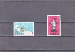 Jamaica Nº 422 Al 423 - Jamaica (1962-...)