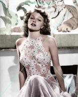 Rita Hayworth - 0254 - Glossy Photo 8 X 10 Inches - Personalità