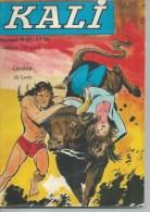 KALI   N° 39  - JEUNESSE & VACANCES  1969 - Kleine Formaat