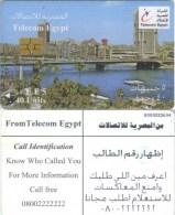Telefonkarte Ägypten - Stadtansicht -  Telecom Egypt - 40 Units - Aegypten