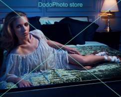 Scarlett Johansson - 0044 - Glossy Photo 8 X 10 Inches - Berühmtheiten