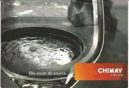 Lot  N° 216 De 3 CPM Publicitaire De Bière Trappiste Belge De Marque CHIMAY - Pubblicitari