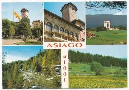Asiago 5 Vedutine  - H2620 - Vicenza