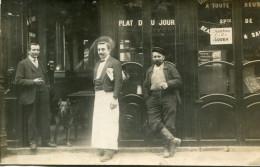 RESTAURANT(CARTE PHOTO) - Hotels & Restaurants