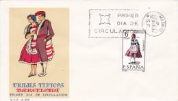 España Sobre Nº 1284 - 1931-Hoy: 2ª República - ... Juan Carlos I