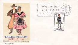 España Sobre Nº 1285 - 1931-Hoy: 2ª República - ... Juan Carlos I