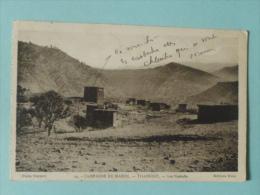 Campagne Du MAROC - TILLOUGIT - Les Kasbahs - Guerres - Autres