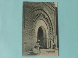 MARRAKECH - Bab Agnaou - Marrakech