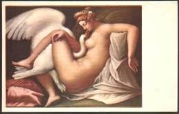 Leda Col Cigno Venezia - Michelangelo Museo Correr - Nue - Paintings