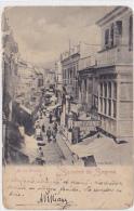 Turkey - Souvenir De Smyrne - La Rue Franque - Turquie