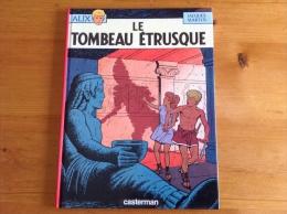 ALIX Le Tombeau Etrusque - 1987 - Alix