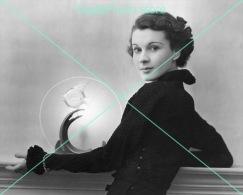 Vivien Leigh - 0072 - Glossy Photo 8 X 10 Inches - Célébrités