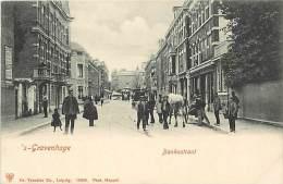 Ref G33- Pays Bas -hollande -nederland - Gravenhage - Bankastraat   -carte Bon Etat  - - Unclassified