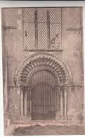 The West Doorway, Bishop's Cleeve Church (pk17868) - Cheltenham