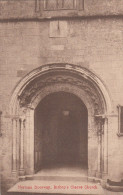 Norman Doorway, Bishop´s Cleeve Church (pk17869) - Cheltenham