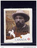 CANADA, 2012, # 2520i:  JOHN WARE , DIE CUT SINGLE FROM  QUARTELY PACK - Carnets