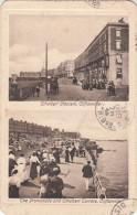 Cliftonville, Ethelbert Crescent, The Promenade And Ethelbert Terrace (pk17880) - Engeland