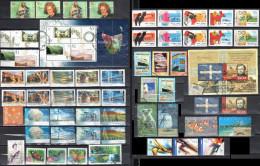 Australia 2004 Year Set - Mi.2297-2362 + Bl.52-54 - Used - Années Complètes
