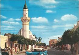 A3076 Tripoli - Shara Sciara Mizran - Auto Cars Voitures / Non Viaggiata - Libia