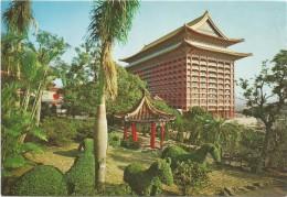 A3084 Taiwan - Taipei - Grand Hotel / Non Viaggiata - Taiwan