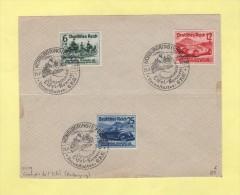 Grand Prix De L'Eifel - Nurburgring - 21-5-1939 - Devant De Lettre - Allemagne