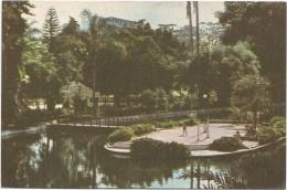 A3092 Belo Horizonte - Parque Municipal - Red Machine Timbre Stamps Francobolli / Viaggiata 1969 - Belo Horizonte