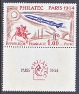 FRANCE  1100  *   STAMP  EXPO. - France