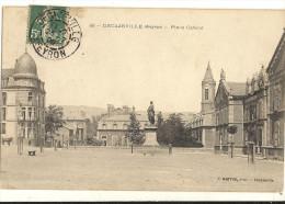 DECAZEVILLE -  Place Cabrol   11 - Decazeville