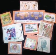 India KILOWARE StampBag 100g (3½oz) Commem 1980-90s Ca 250 Stamps Mixture       [vrac Kilowaar Kilovara] - Sellos