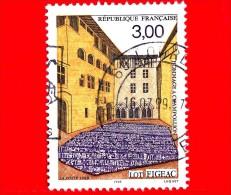 FRANCIA - Usato - 1999 - Figeac (Lot) - Omaggio A  Champollion - 3.00 - Used Stamps