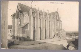 HERBIGNAC . L'Eglise . - Herbignac
