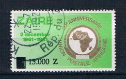 Zaire 1991 Mi.Nr. 1058 Gest. - 1990-96: Gebraucht