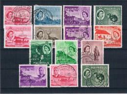 Mauritius Kleines Lot Gestempelt - Maurice (1968-...)