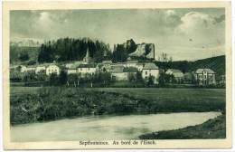 XLXB.22.  SEPTFONTAINES - 1922 - Cartoline