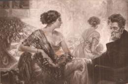 SALON DE 1914 ULYSSE CAPUTO SYMPHONIE PAS CIRCULEE - Pintura & Cuadros