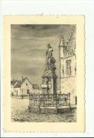 Damme Standbeeld Van Van Maerlant - Damme