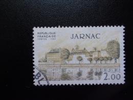 France 1983 N°2287 Oblitéré Jarnac - Usati