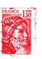 Variété N° 2059 (maculé De Rouge, Dent En Haut à Gauche Un Peu Courte) - Autres