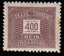 BRAZIL - Scott # J86 Numeral / Mint NH Stamp - Portomarken
