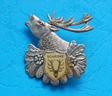 Schierke - Souvenir- Abzeichen, Pins, Badge - Souvenirs