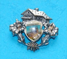 SCHLOSS BANZ - Souvenir- Abzeichen, Pins, Badge - Souvenirs