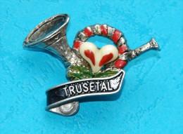 TRUSETAL - Souvenir- Abzeichen, Pins, Badge - Souvenirs
