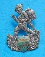 BAD SACKINGEN - Souvenir- Abzeichen, Pins, Badge - Alpinisme