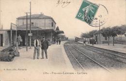 13 - Marignane - Pas-des-Lanciers - La Gare Animée - Marignane
