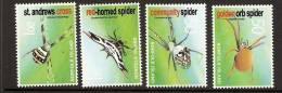 Norfolk Island-2004 Spiders MNH - Norfolk Island