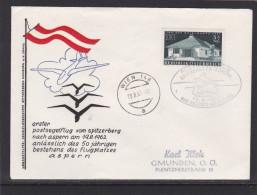 Segelflug Spitzerberg Aspern 19.8.1962 - Luftpost