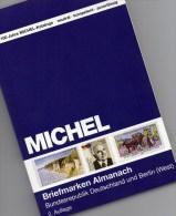 Almanach 2013 Bundesrepublik Deutschland Katalog New 20€ MICHEL Catalogue Stamp Of New Germany With Text BRD/Berlin West - Zubehör