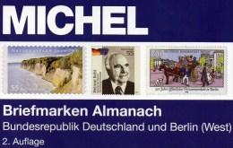 Almanach 2013 Bundesrepublik Deutschland Katalog New 20€ MICHEL Catalogue Stamp Of New Germany With Text BRD/Berlin West - Postzegelcatalogus